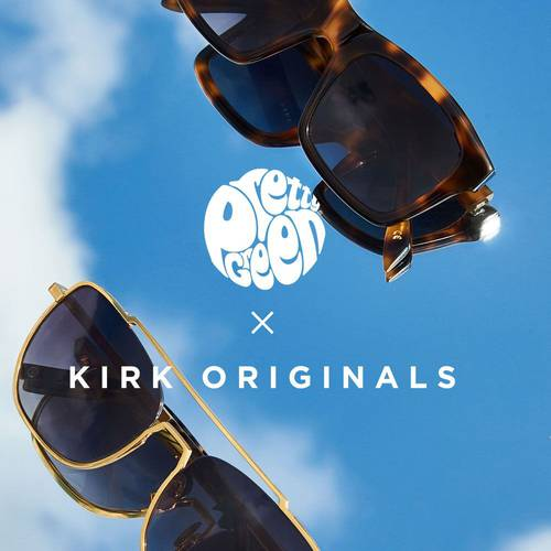 PRETTY GREEN X KIRK ORIGINALS