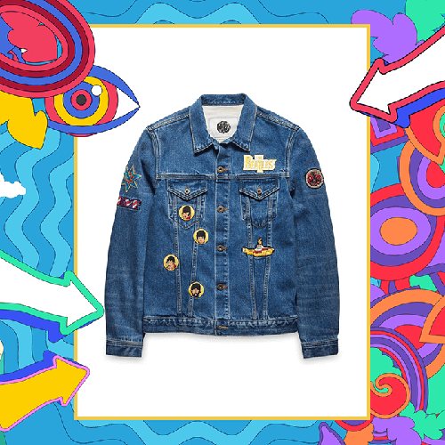 PRETTY GREEN X THE BEATLES -shop collection