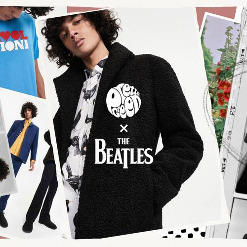 Pretty Green x The Beatles