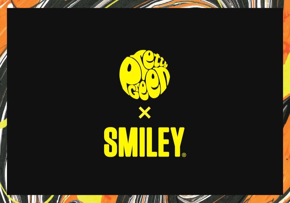 PRETTY GREEN X SMILEY