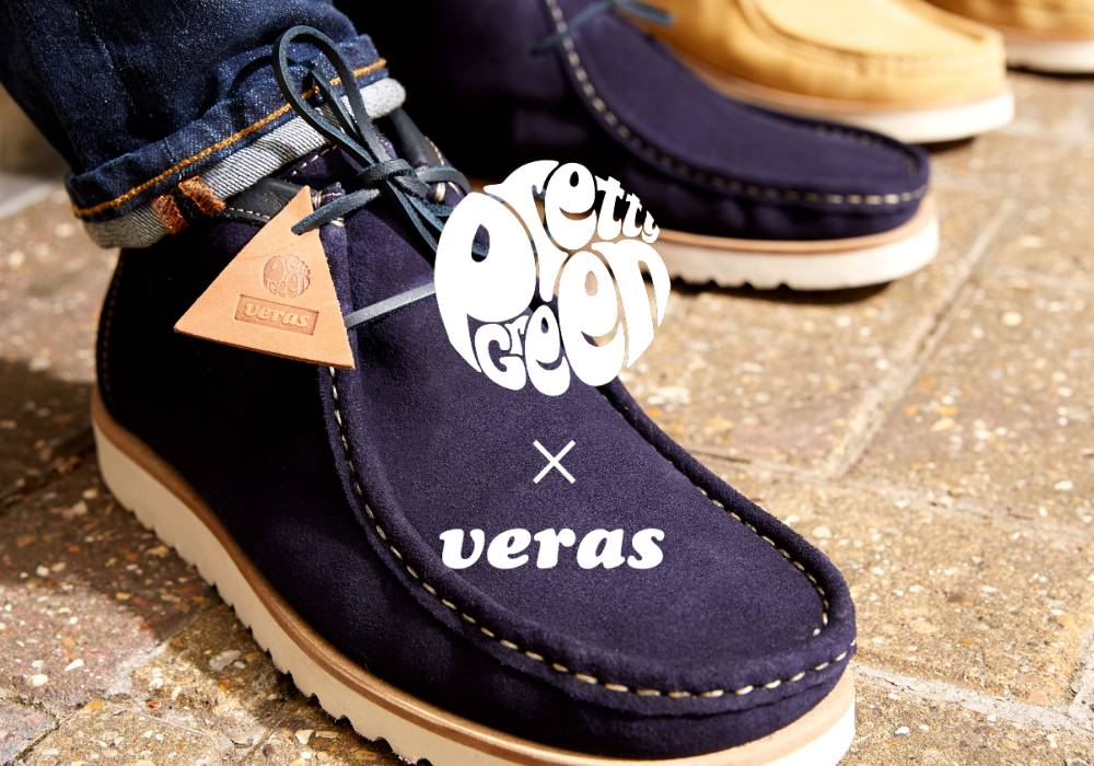 PRETTY GREEN X VERAS