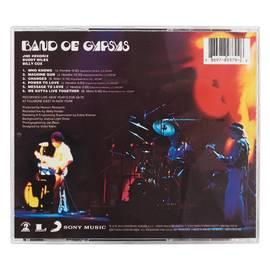 Black Jimi Hendrix - Band Of Gypsys CD