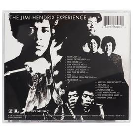Black Jimi Hendrix - Are You Experienced CD