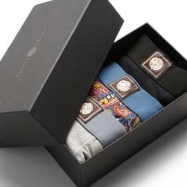 Multi-Colour  3 Pack Boxer Shorts Gift Set