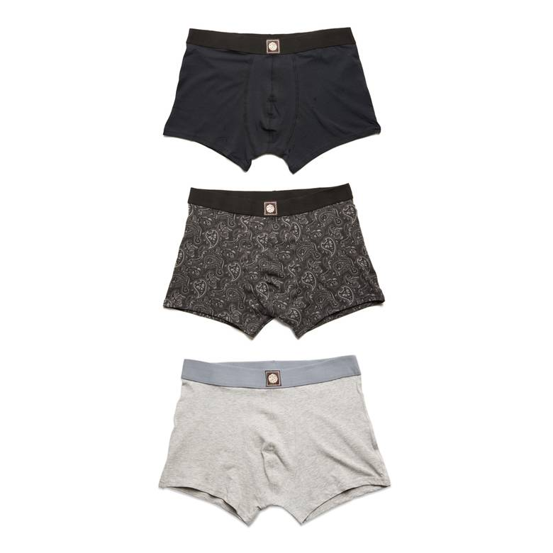 Mens 3 Pack Boxer Shorts Gift Set