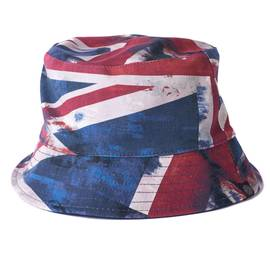 86430ed6b4e Navy Reversible Union Jack Bucket Hat
