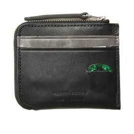 Black  Zip Wallet