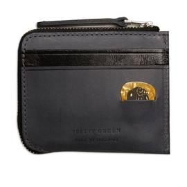 Dark Grey  Zip Wallet