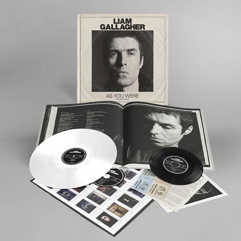 Liam Gallagher - As You Were Boxset