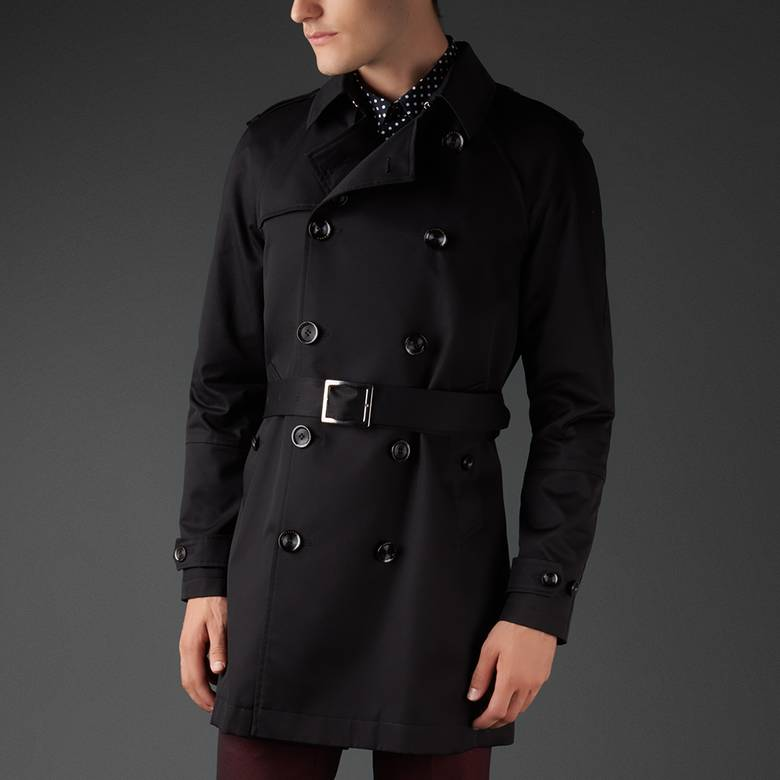 Mens Trench Coat
