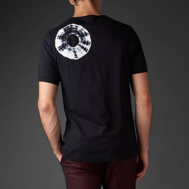Mens Grandad Tye Dye T-Shirt