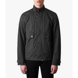 Dark Green  Waxed Cotton Jacket