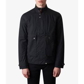 Dark Navy  Waxed Cotton Jacket