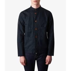 Black  Button Up Jacket