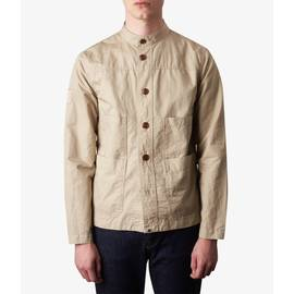 Stone  Button Up Jacket