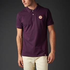 Purple  Lonely Hearts Club Polo