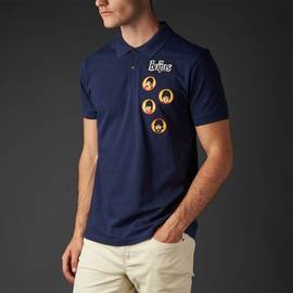 Navy  Get Back Polo