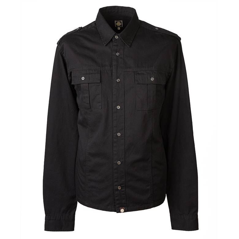 Mens Slim Fit Overshirt