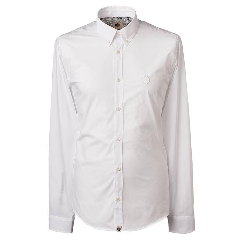 Mens Stretch Slim Fit Shirt