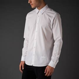 White  Melody Shirt