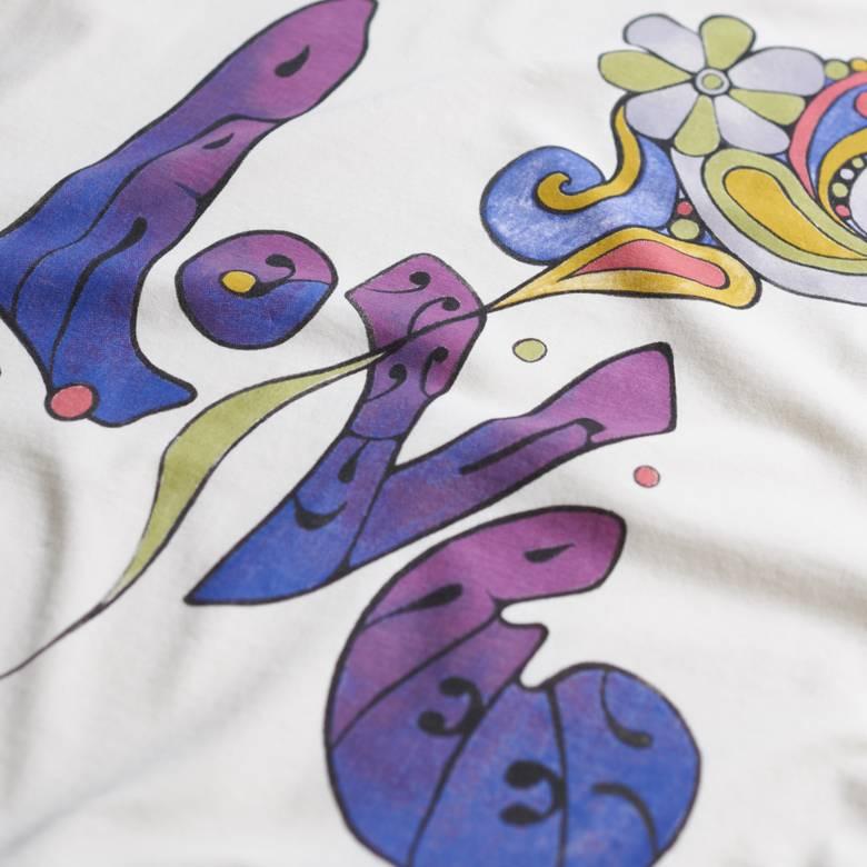 Mens Floral Print T-Shirt