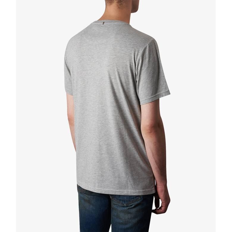 Mens Pretty Green Print T-Shirt
