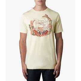 Stone  Drum Print T-Shirt