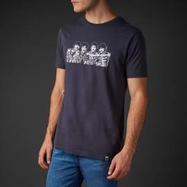Dark Grey Marl Good Morning T-Shirt