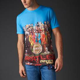 Blue Lonely Hearts T-Shirt