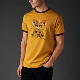 Yellow Get Back T-Shirt