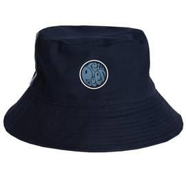 Navy Reversible Stripe Bucket Hat 580736ea3d2