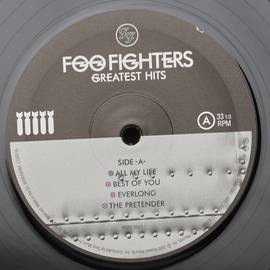 Foo Fighters - Greatest Hits (Vinyl)