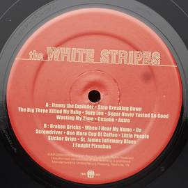 The White Stripes - White Stripes (Vinyl)