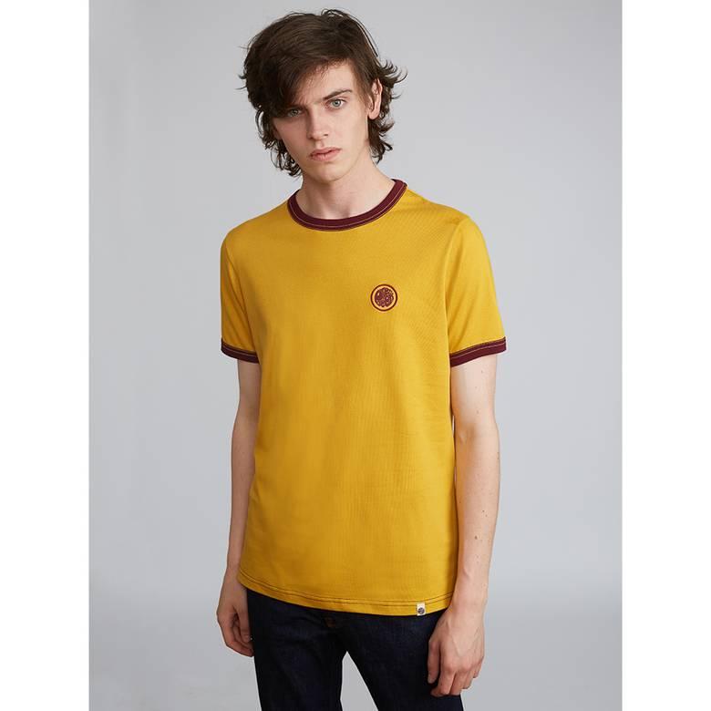 05350d67f7a Mens Pretty Green Badge T-Shirt