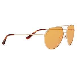 Gold  Rickstowe Sunglasses