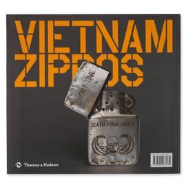 Vietnam Zippos Book