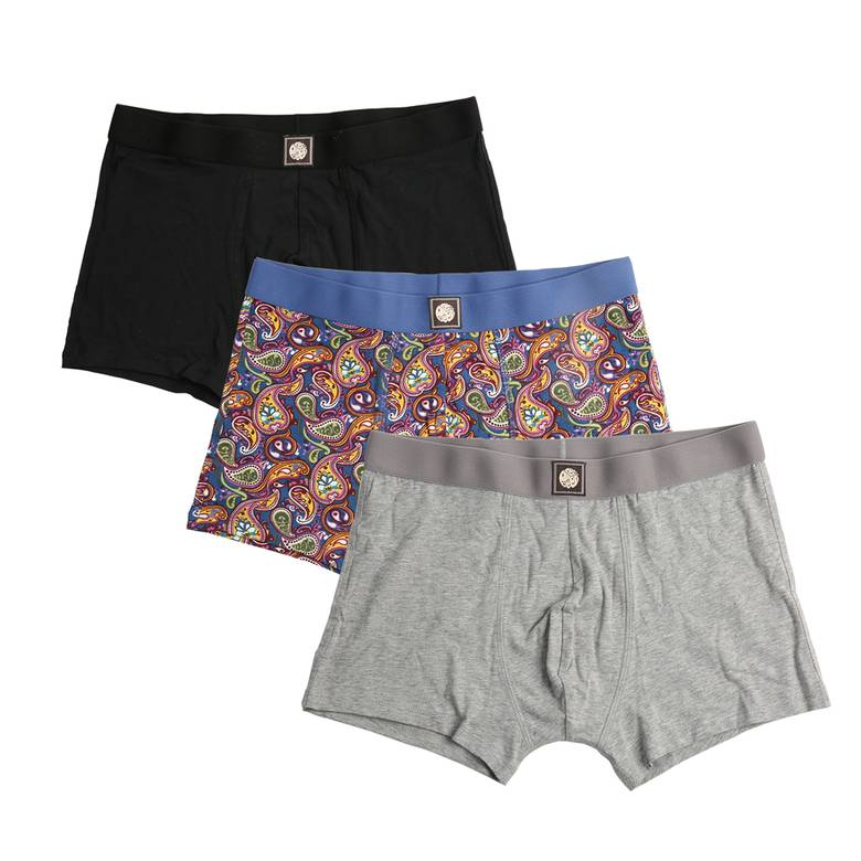 Mens 3 Boxer Gift Set