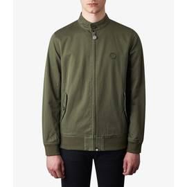 Khaki  Cotton Harrington Jacket