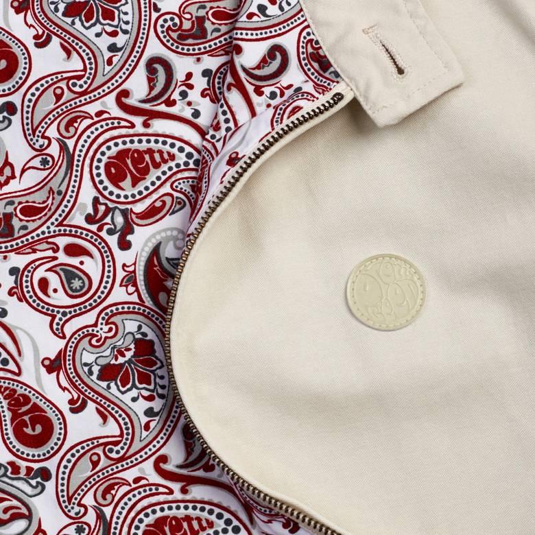 Mens Cotton Harrington Jacket