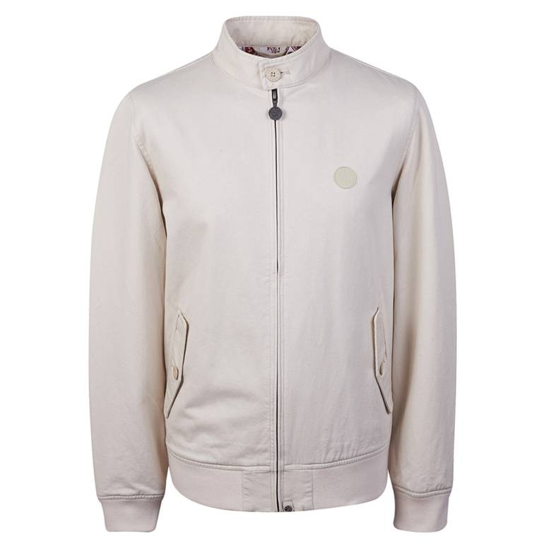A waist length jacket. Made of either cotton, wool or leather (also available in synthetics) The Harrington Jacket or Baracuta G9 is an iconic garment that was designed for golfers but was enjoyed by many other. Learn all about it here! Author. Sven Raphael Schneider.