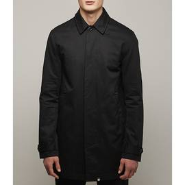 Black  Button Up Mac