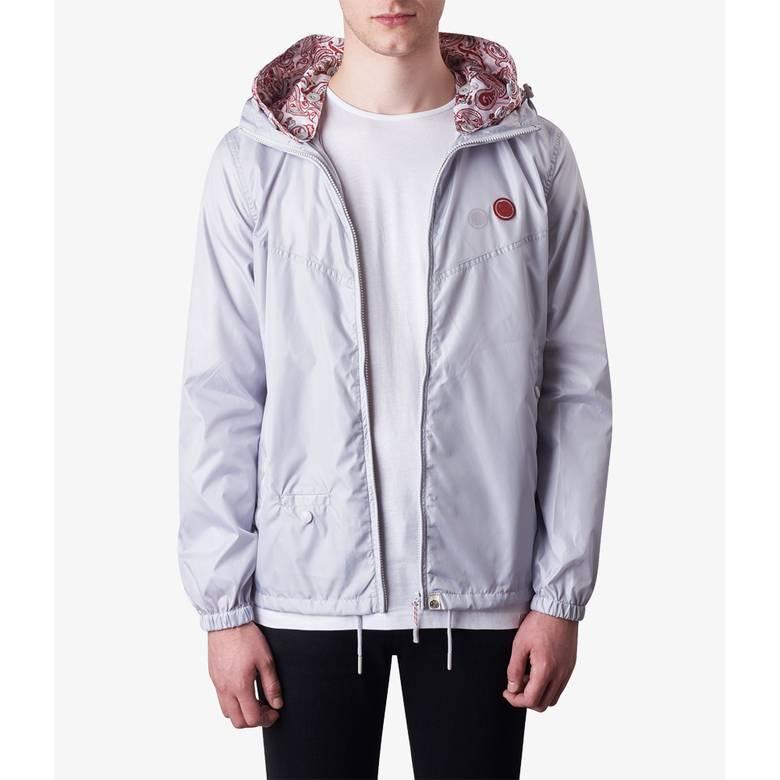 Mens Lightweight Zip Up Hooded Jacket