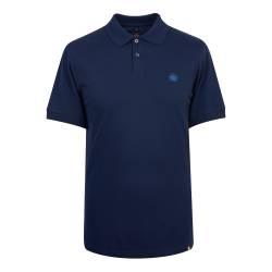 Navy  Pique Polo Shirt