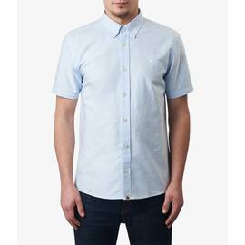 Blue Short Sleeve Oldbury Shirt