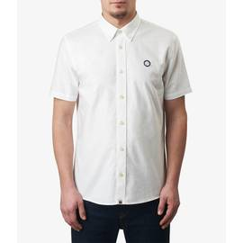 White Short Sleeve Oldbury Shirt