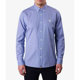 Blue  Classic Fit Gingham Shirt
