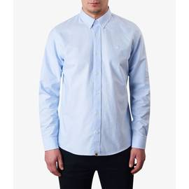 Sky Blue  Classic Fit Oxford Shirt