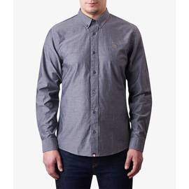 Black  Classic Fit Oxford Shirt
