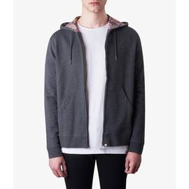 Grey Marl  Hooded Sweatshirt