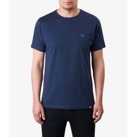 Navy  Cotton T-Shirt